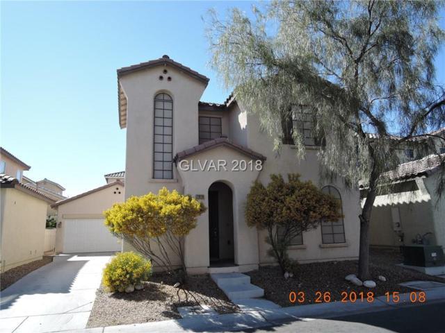 7819 Harp Tree, Las Vegas, NV 89139 (MLS #1979093) :: Realty ONE Group