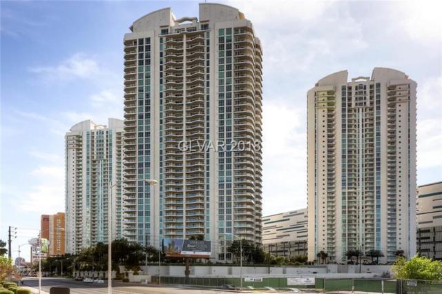 2747 Paradise #2605, Las Vegas, NV 89109 (MLS #1979106) :: Sennes Squier Realty Group