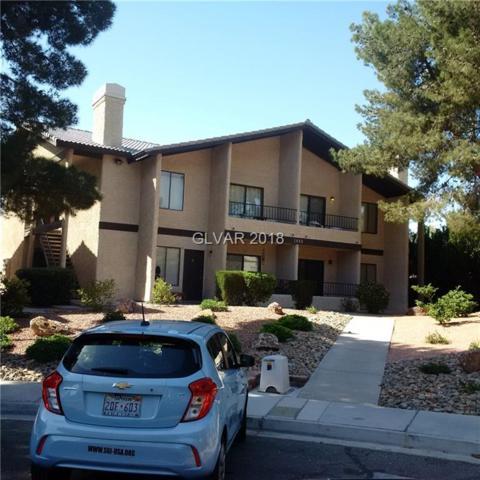 1443 Tamareno A, Las Vegas, NV 89119 (MLS #1979136) :: Sennes Squier Realty Group