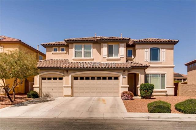 984 Sandpoint Pond, Henderson, NV 89002 (MLS #1979230) :: Realty ONE Group