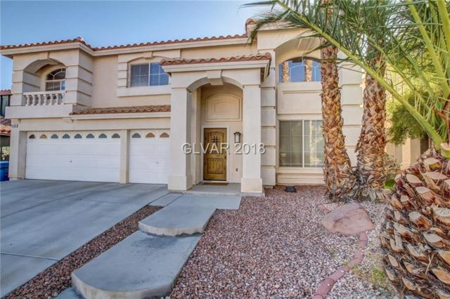 9756 Whitewater Canyon, Las Vegas, NV 89183 (MLS #1979554) :: Realty ONE Group