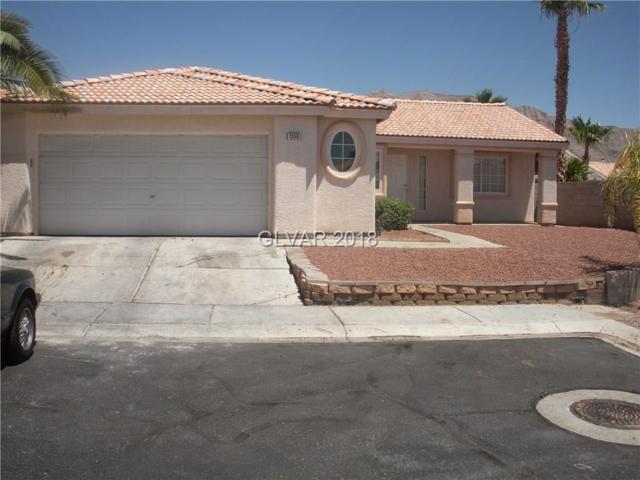 1550 Ambershade, Las Vegas, NV 89110 (MLS #1979902) :: Realty ONE Group
