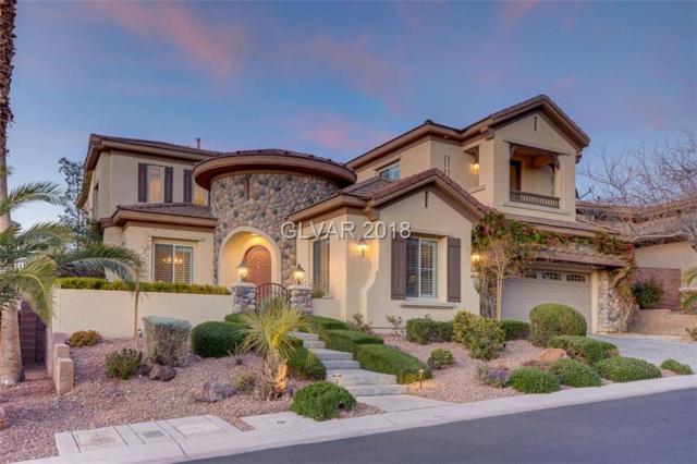 1424 Foothills Village, Henderson, NV 89012 (MLS #1980012) :: The Snyder Group at Keller Williams Realty Las Vegas