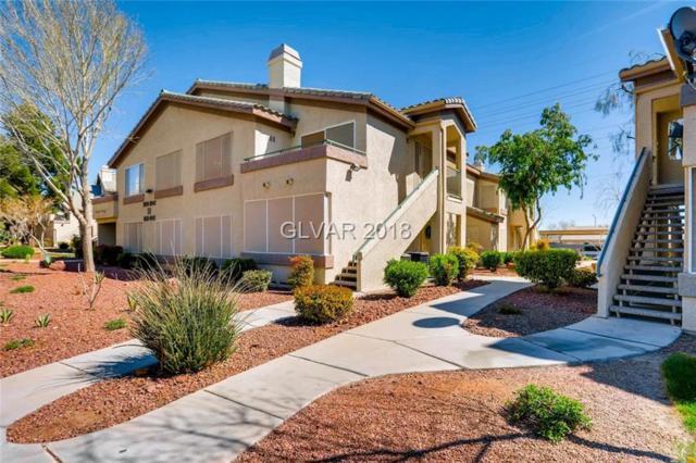 5710 E Tropicana #2039, Las Vegas, NV 89122 (MLS #1980062) :: Sennes Squier Realty Group