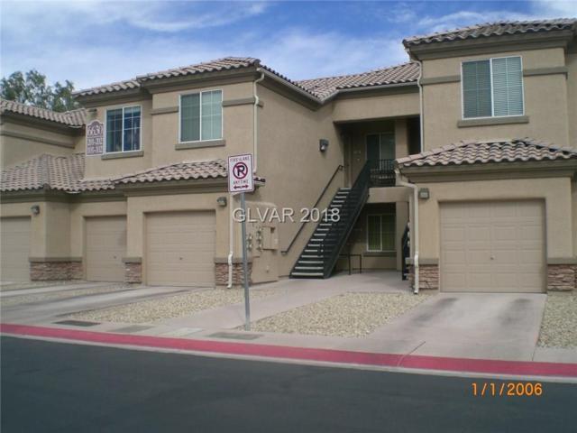 6630 Caporetto #102, North Las Vegas, NV 89084 (MLS #1980199) :: Sennes Squier Realty Group