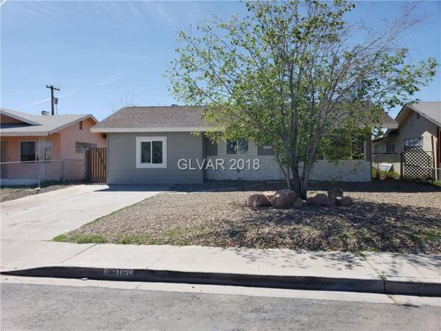 3115 Dillon, North Las Vegas, NV 89030 (MLS #1980227) :: Realty ONE Group