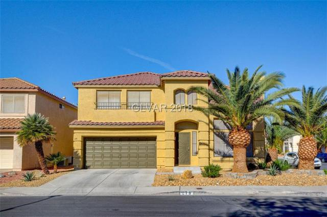 279 Fairbrook, Henderson, NV 89074 (MLS #1980403) :: Realty ONE Group
