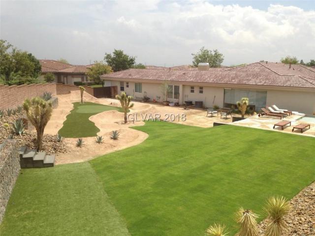 35 Tapadero, Las Vegas, NV 89135 (MLS #1980426) :: Sennes Squier Realty Group
