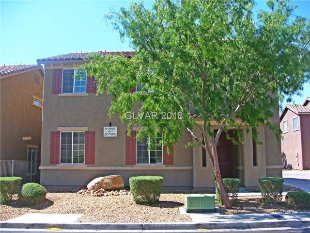 9785 Hanover Grove, Las Vegas, NV 89148 (MLS #1980620) :: Realty ONE Group