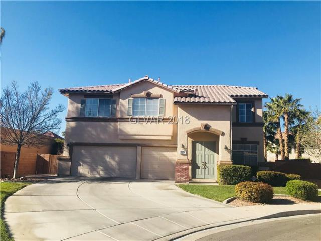 2574 New Morning, Henderson, NV 89052 (MLS #1980632) :: Realty ONE Group
