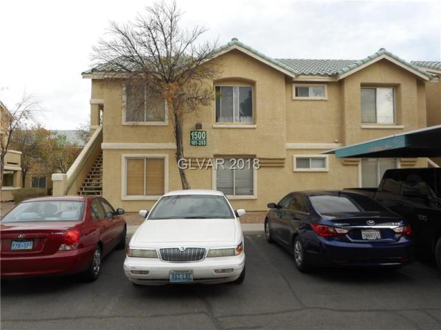 1500 Jamielinn #102, Las Vegas, NV 89110 (MLS #1980660) :: The Snyder Group at Keller Williams Realty Las Vegas