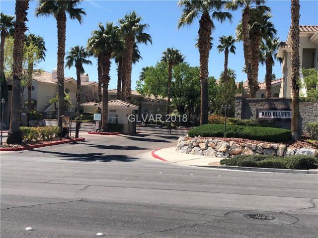 1401 Red Crest #103, Las Vegas, NV 89144 (MLS #1980688) :: Sennes Squier Realty Group