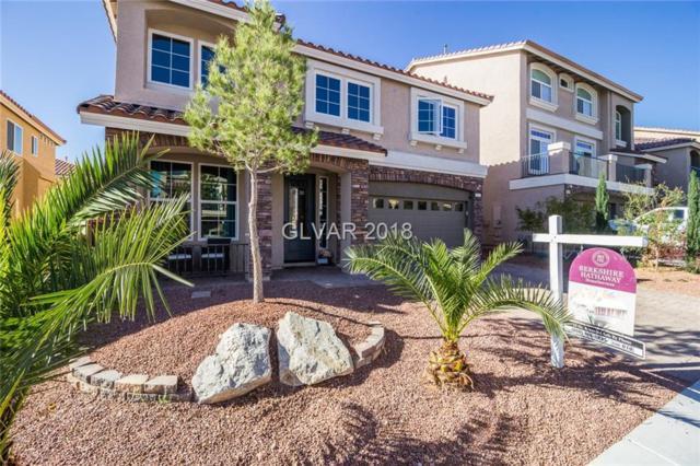 5419 Ledgewood Creek, Las Vegas, NV 89141 (MLS #1980911) :: Realty ONE Group