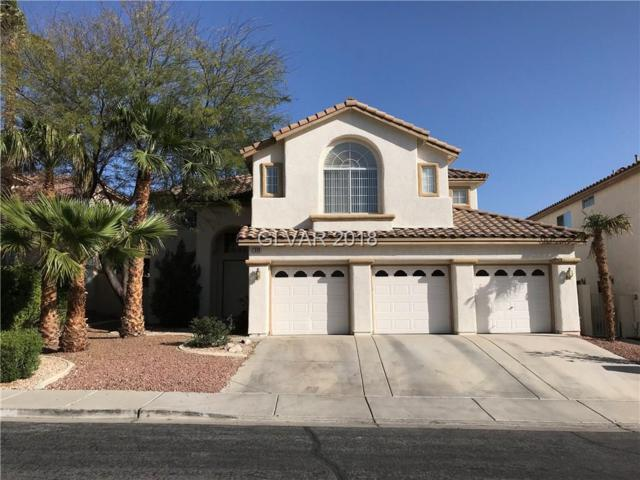 1968 Larkspur Ranch, Henderson, NV 89012 (MLS #1981066) :: Realty ONE Group
