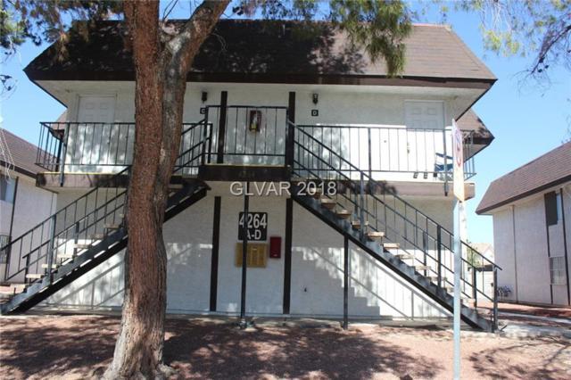 4264 Tara #2, Las Vegas, NV 89102 (MLS #1981114) :: The Snyder Group at Keller Williams Realty Las Vegas
