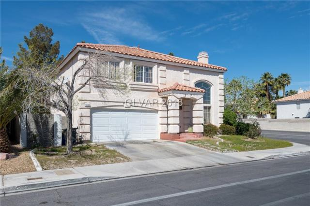 3593 Campbell, Las Vegas, NV 89129 (MLS #1981148) :: Realty ONE Group
