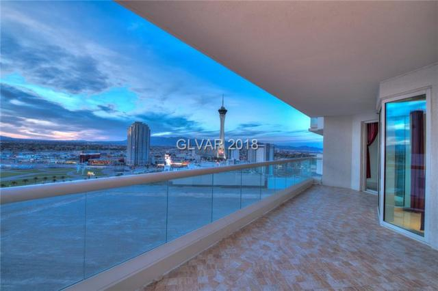 2747 Paradise #2206, Las Vegas, NV 89109 (MLS #1981220) :: Signature Real Estate Group