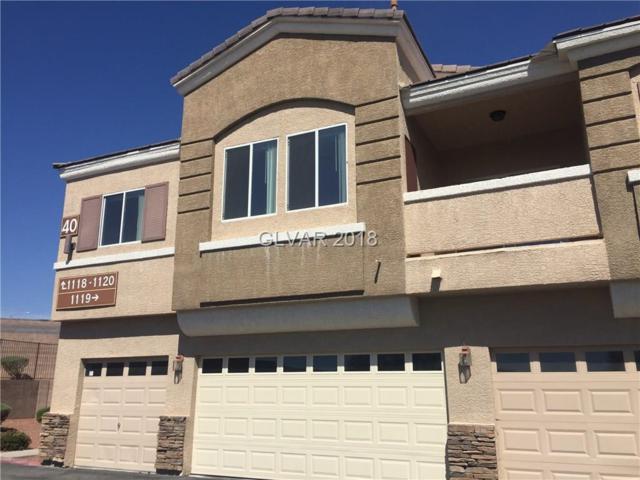 9303 Gilcrease #1118, Las Vegas, NV 89149 (MLS #1981369) :: Sennes Squier Realty Group