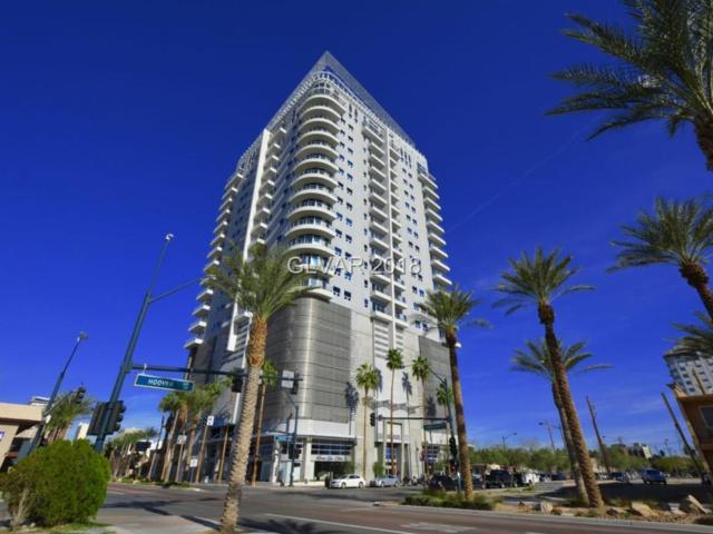 200 Hoover #1911, Las Vegas, NV 89101 (MLS #1981594) :: Signature Real Estate Group