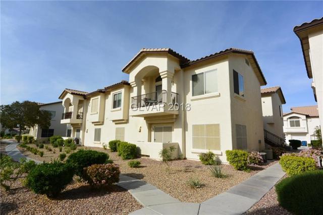 4811 Black Bear #101, Las Vegas, NV 89149 (MLS #1981692) :: Sennes Squier Realty Group