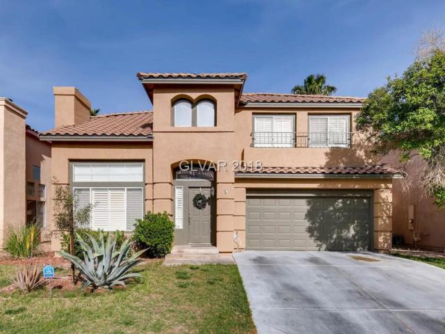 2672 Ridgewater, Henderson, NV 89074 (MLS #1981852) :: Realty ONE Group