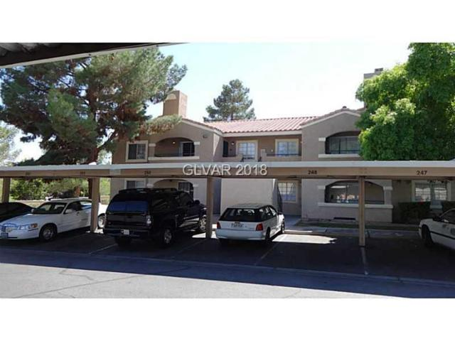 231 Mission Newport #201, Las Vegas, NV 89107 (MLS #1981932) :: Sennes Squier Realty Group