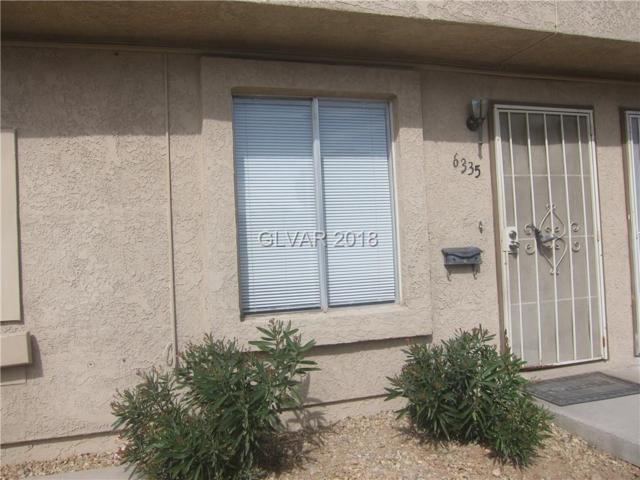 6335 Washington, Las Vegas, NV 89107 (MLS #1982270) :: Sennes Squier Realty Group