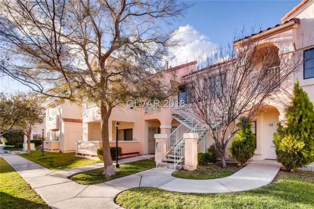 4885 Torrey Pines #206, Las Vegas, NV 89103 (MLS #1982331) :: Sennes Squier Realty Group