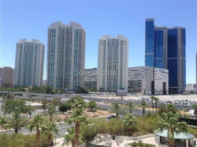 2777 Paradise #1405, Las Vegas, NV 89109 (MLS #1982378) :: Catherine Hyde at Simply Vegas