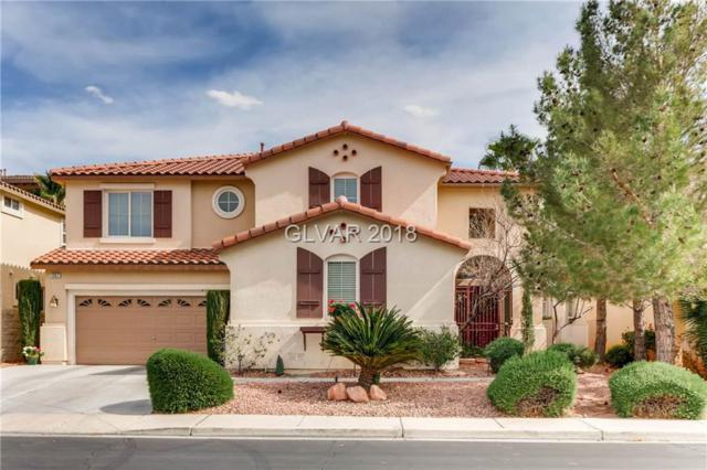 1357 Volturno, Henderson, NV 89052 (MLS #1982492) :: Trish Nash Team