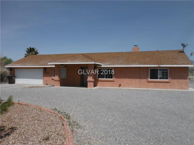 2380 E Hacienda, Pahrump, NV 89048 (MLS #1982799) :: The Snyder Group at Keller Williams Realty Las Vegas