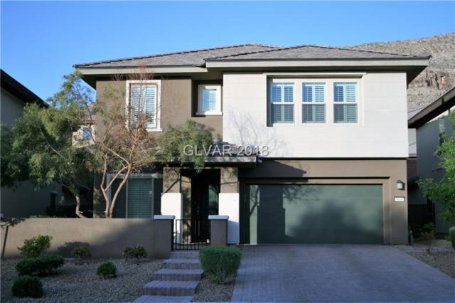 5649 Oak Bend, Las Vegas, NV 89135 (MLS #1982851) :: The Snyder Group at Keller Williams Realty Las Vegas