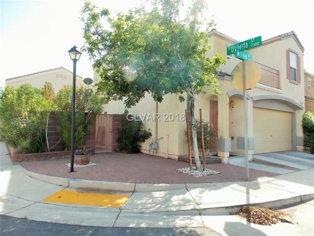 9205 Millikan, Las Vegas, NV 89148 (MLS #1982888) :: Realty ONE Group