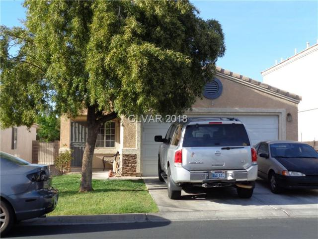 3614 Gold Sluice, Las Vegas, NV 89032 (MLS #1983007) :: Realty ONE Group