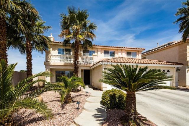 640 Hidden Cellar, Las Vegas, NV 89183 (MLS #1983425) :: Realty ONE Group