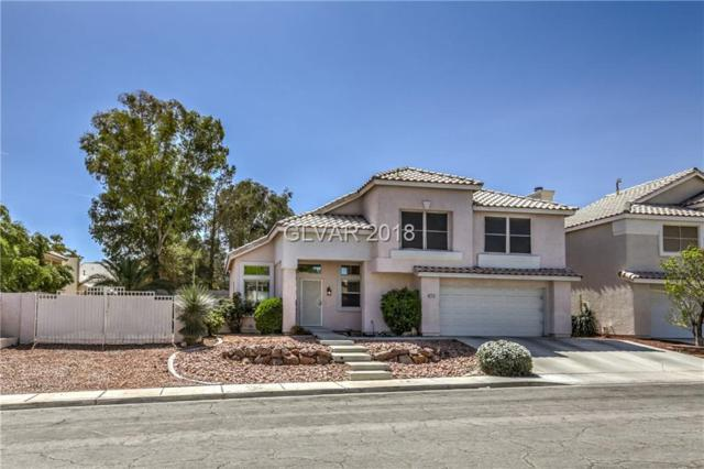 1713 Elsinore, Henderson, NV 89074 (MLS #1983645) :: Realty ONE Group