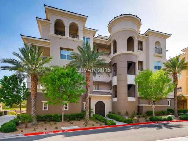 9213 Las Manaitas #301, Las Vegas, NV 89144 (MLS #1983822) :: Sennes Squier Realty Group