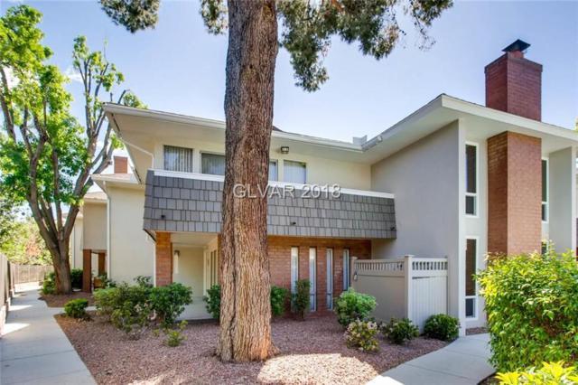 794 Oakmont #106, Las Vegas, NV 89109 (MLS #1983829) :: Sennes Squier Realty Group