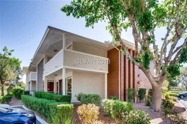 793 Oakmont #205, Las Vegas, NV 89109 (MLS #1983833) :: Sennes Squier Realty Group