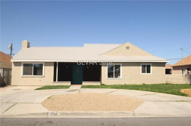 1514 13TH, Las Vegas, NV 89104 (MLS #1983936) :: Realty ONE Group