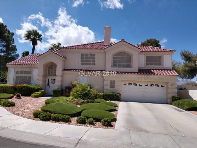 2709 Saint Clair, Las Vegas, NV 89128 (MLS #1983980) :: Realty ONE Group