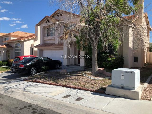 8769 Country View Avenue, Las Vegas, NV 89129 (MLS #1984072) :: Team Michele Dugan