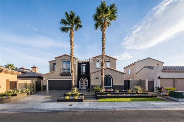 11247 Winter Cottage, Las Vegas, NV 89135 (MLS #1984170) :: Realty ONE Group