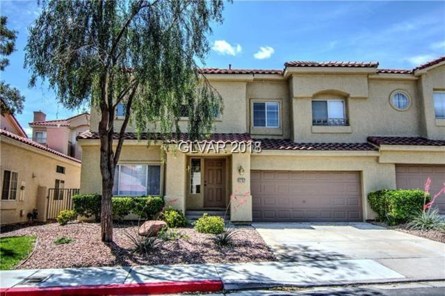 1737 Tanner, Henderson, NV 89012 (MLS #1984231) :: Realty ONE Group