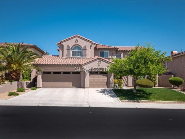 11404 Rancho Villa Verde, Las Vegas, NV 89138 (MLS #1984361) :: Realty ONE Group