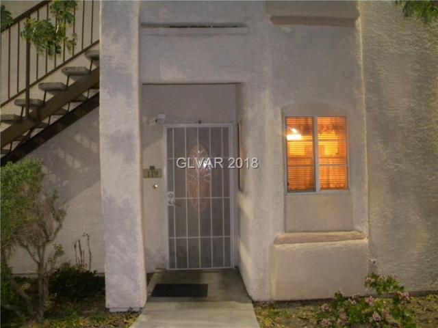 1300 Arlington #119, Las Vegas, NV 89110 (MLS #1984412) :: Sennes Squier Realty Group