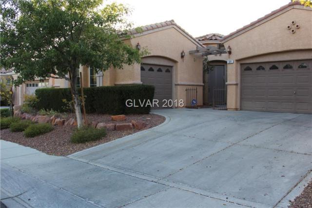 321 Corsicana, Las Vegas, NV 89138 (MLS #1984510) :: The Snyder Group at Keller Williams Realty Las Vegas