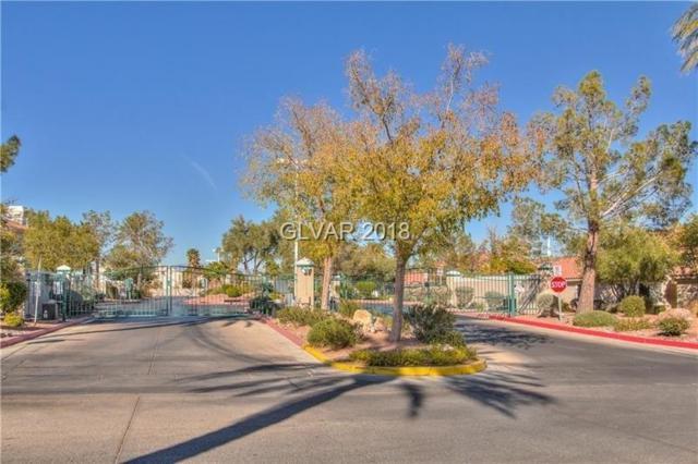 7904 Ryandale #101, Las Vegas, NV 89145 (MLS #1984513) :: Catherine Hyde at Simply Vegas