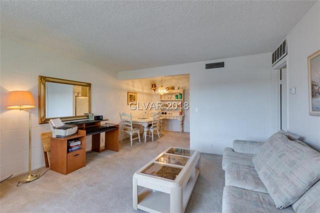 575 Royal Crest #23, Las Vegas, NV 89169 (MLS #1984522) :: Catherine Hyde at Simply Vegas
