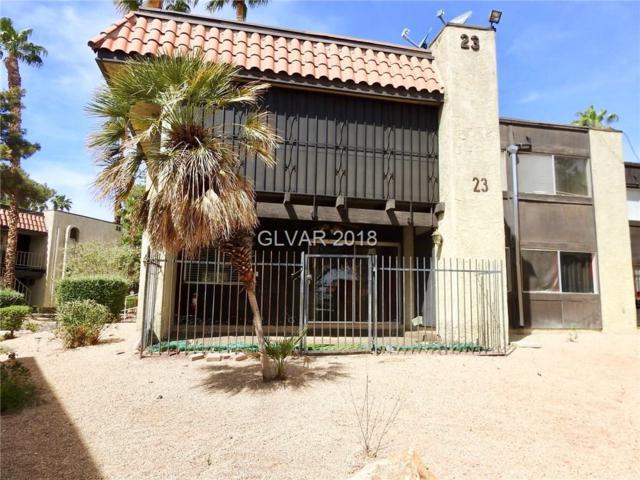 1405 Vegas Valley #239, Las Vegas, NV 89169 (MLS #1984603) :: Sennes Squier Realty Group
